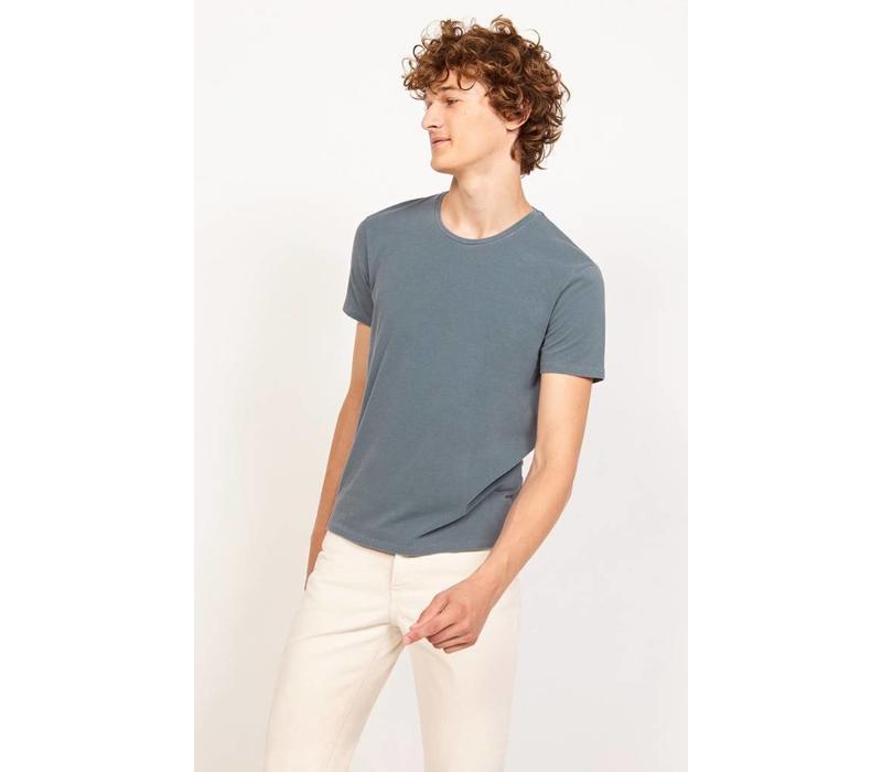 Denver Cotton T-shirt Otaire Grey