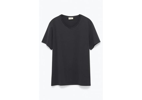American Vintage Denver Cotton T-shirt Black