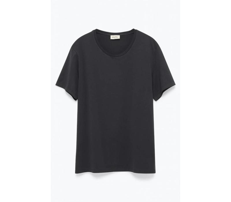 Denver Cotton T-shirt Black
