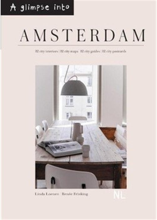 Books A glimpse into Amsterdam