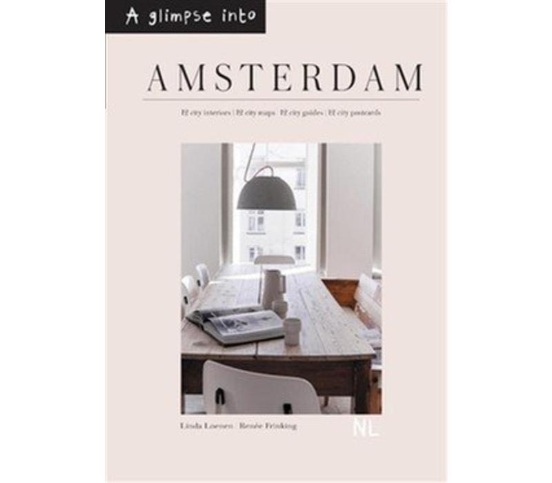 A glimpse into Amsterdam