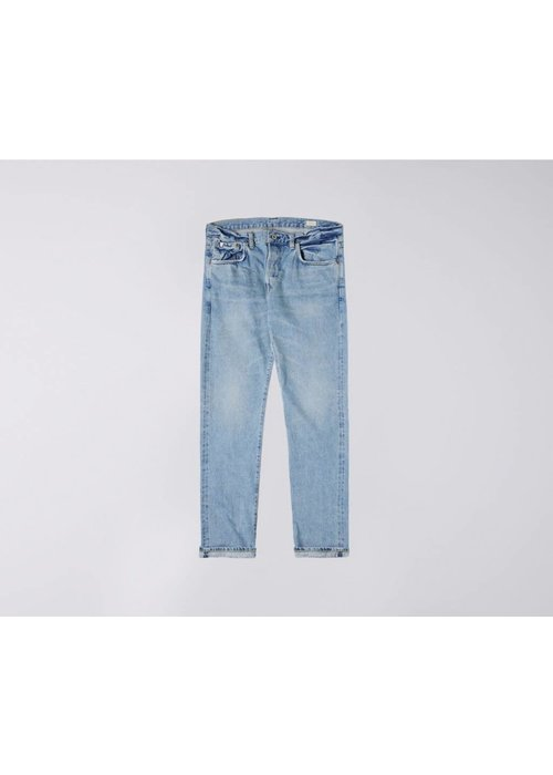 Edwin Jeans Classic Denim Regular Tapered Made In Japan