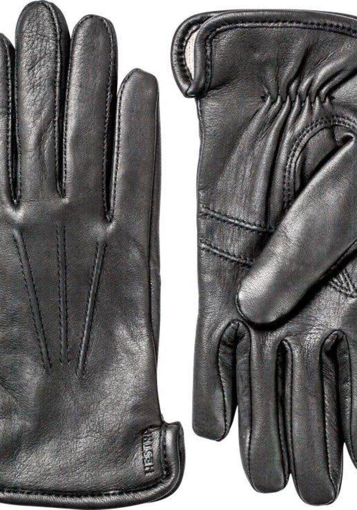 Rachel Black Deerskin Leather