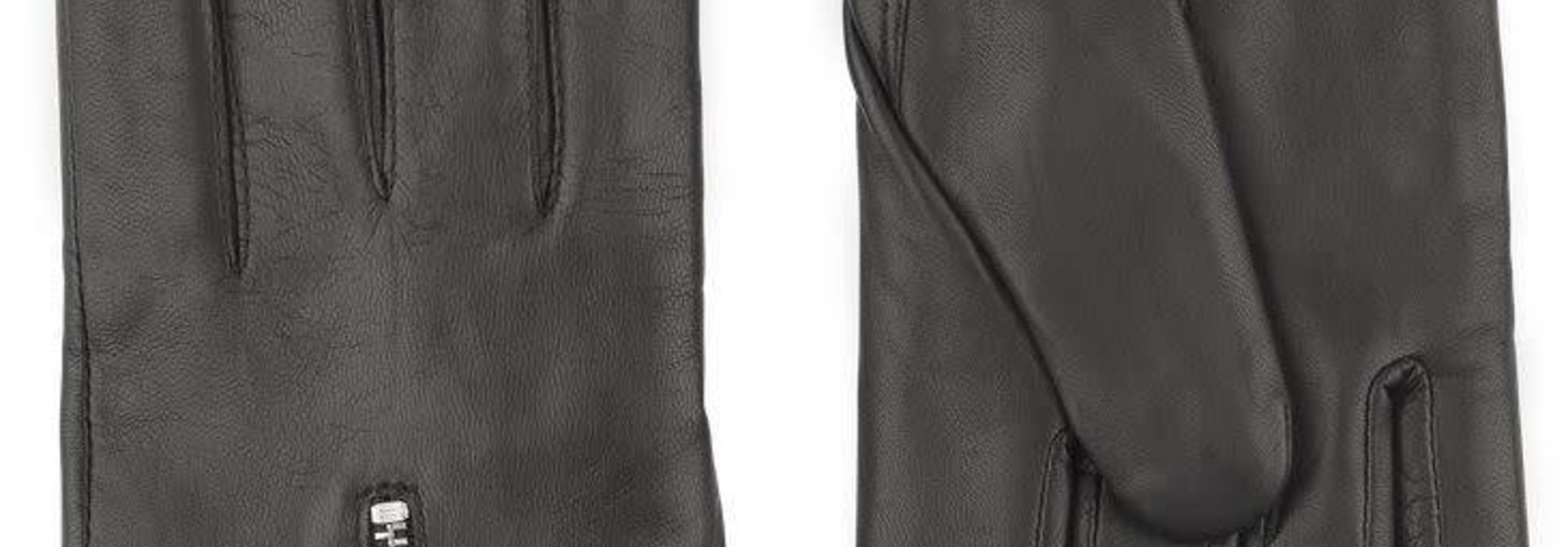 Caroline Gloves Black Hairsheep Leather