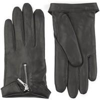 Caroline Gloves Black Hairsheep Leather