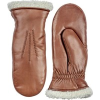 Kathryn Wanten Deerskin Tabac Brown