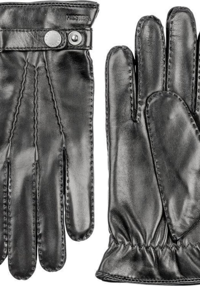Jake Classic Hairsheep Leather Gloves Black
