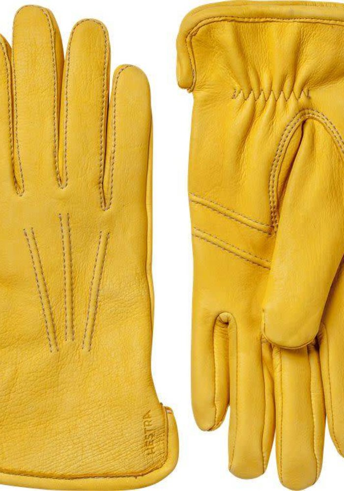 Andrew Deerskin Leather Natural Yellow