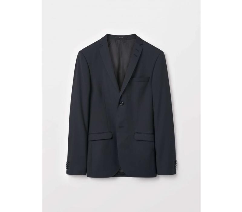 Jil Smart Wool Blazer Light Ink