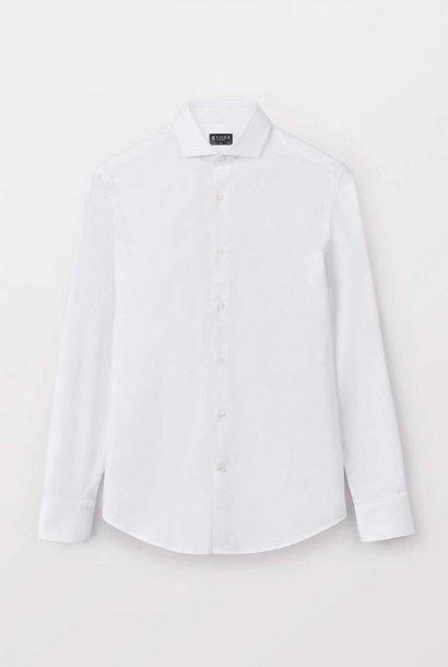 Farrel Smart Shirt White