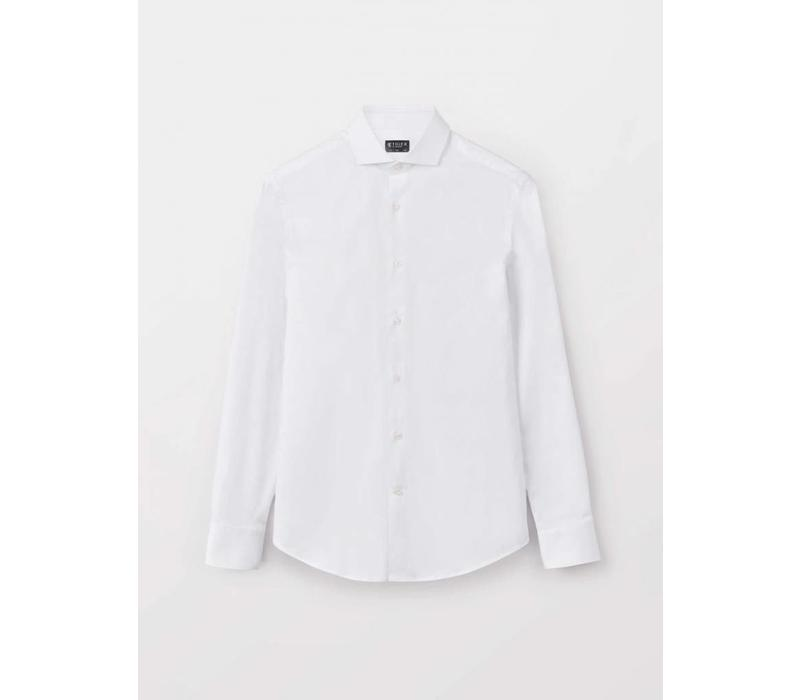 Farrel Dressed Smart Shirt White