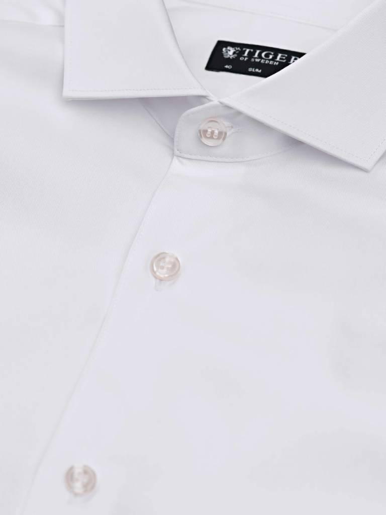 Farrel Dressed Smart Shirt Pure White-3