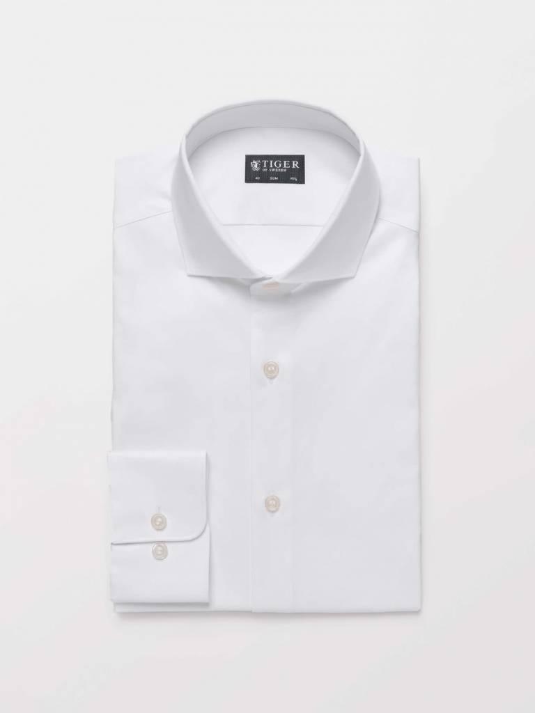 Farrel Dressed Smart Shirt Pure White-2