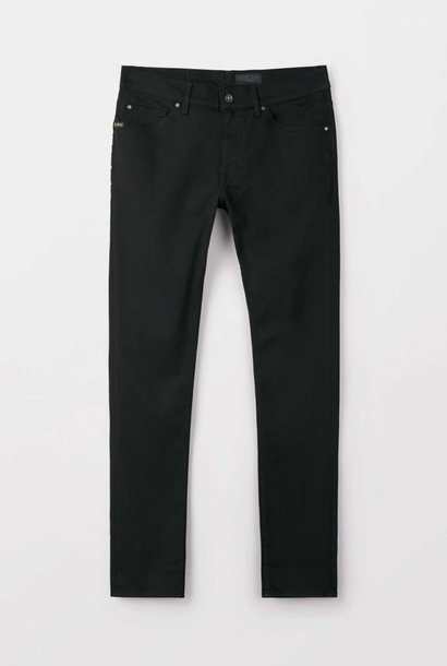 Evolve Slim Fit Black Jeans