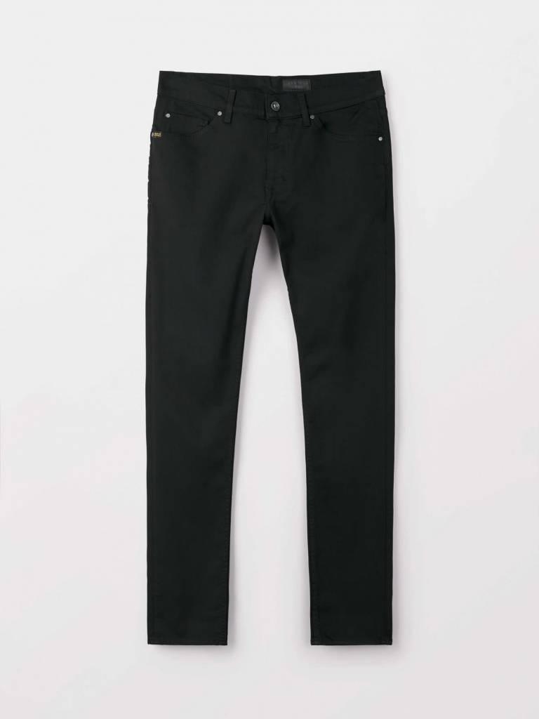 Evolve A Modern Black Slim Fit Jeans-1