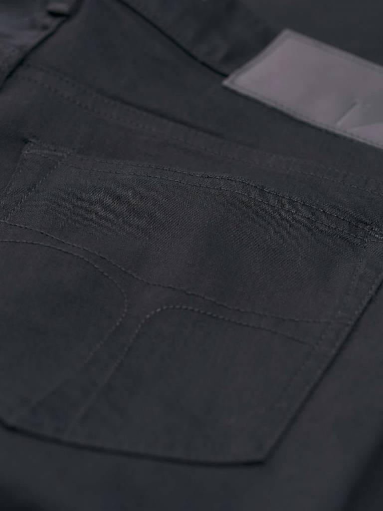 Evolve A Modern Black Slim Fit Jeans-4