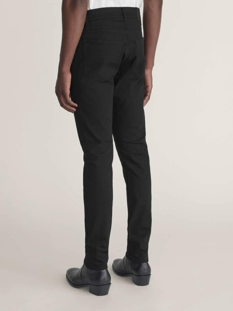 Evolve A Modern Black Slim Fit Jeans-5