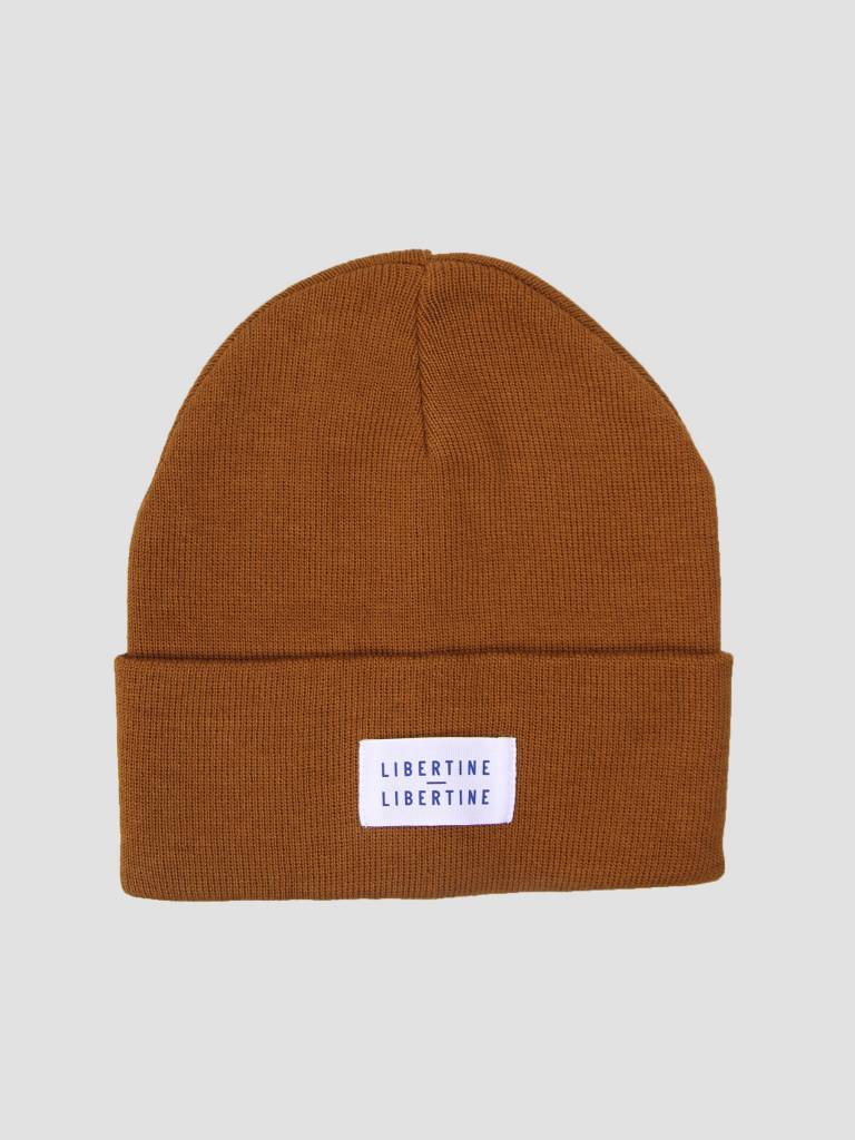 Story Beanie Vintage Yellow-1