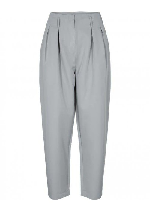 Moss Copenhagen Dawney Hight Waist Pants Grey