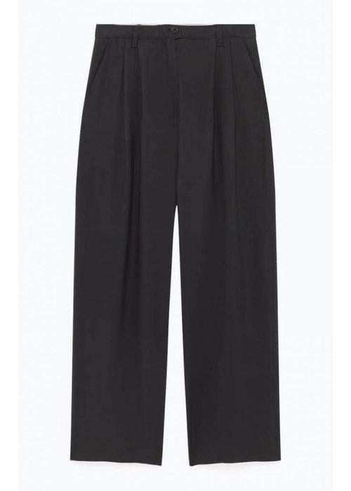 American Vintage Holiester Pantalon Noir Black