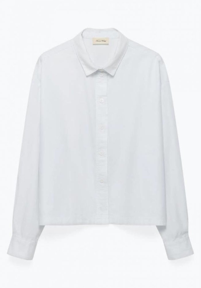 Pizabay Cotton Shirt White
