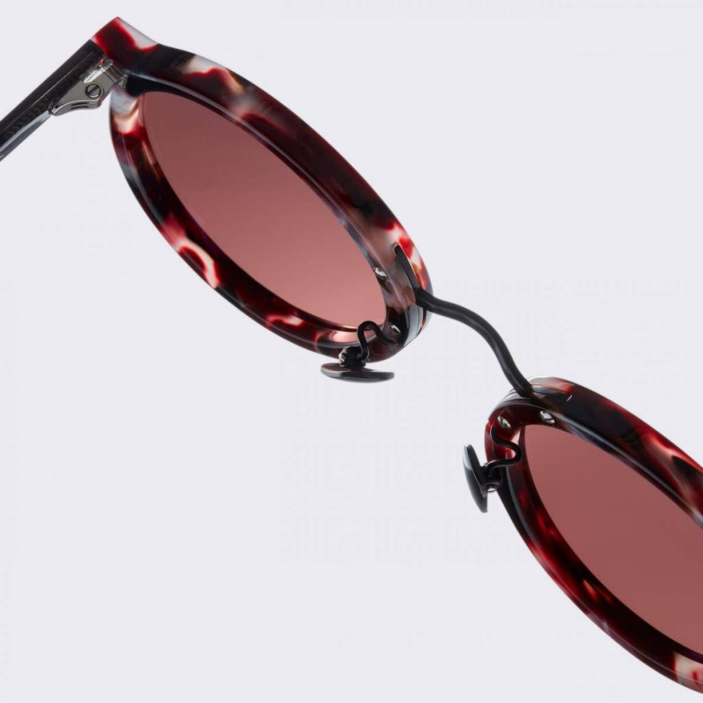 Loren Volcanic Flake Sunglasses-3