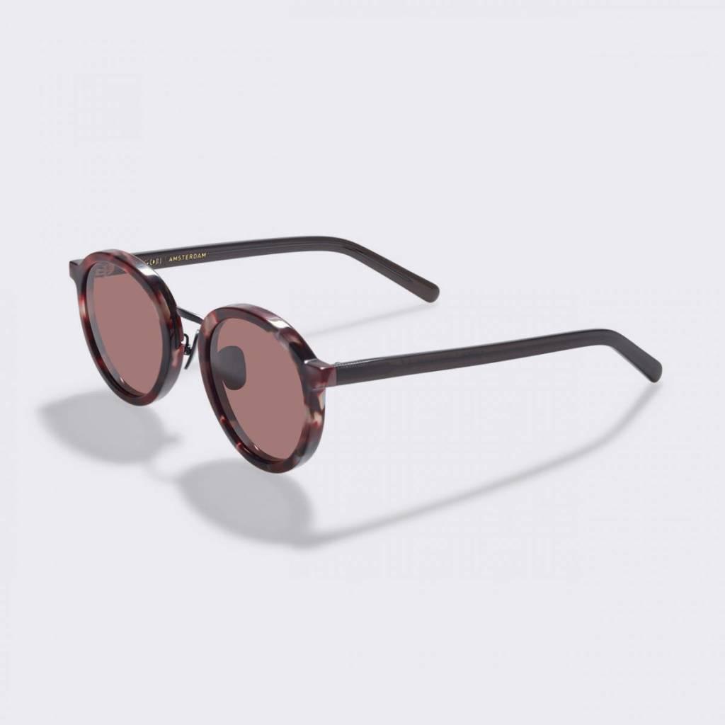 Loren Volcanic Flake Sunglasses-1