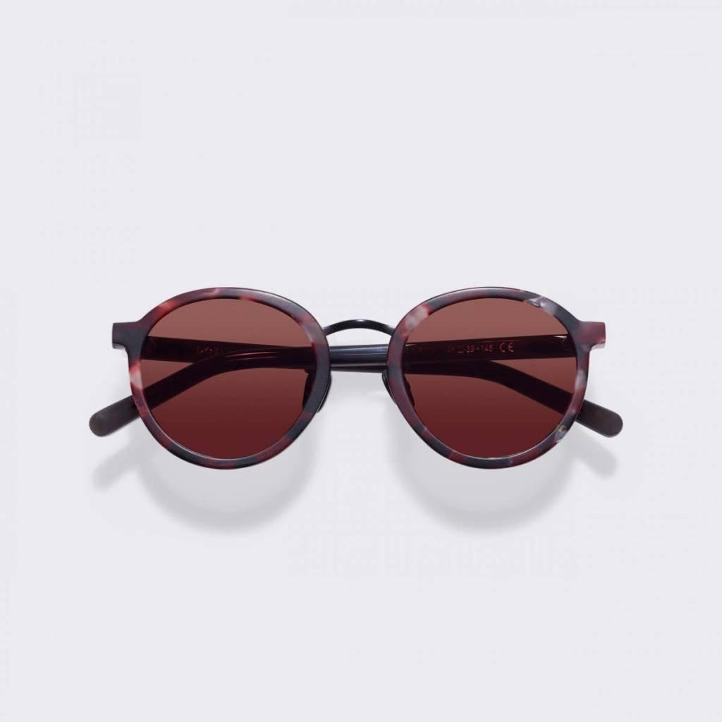 Loren Volcanic Flake Sunglasses-2