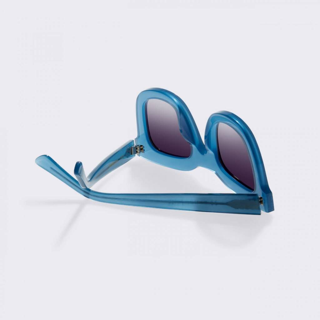 Bela Ice Blue Sunglasses-3