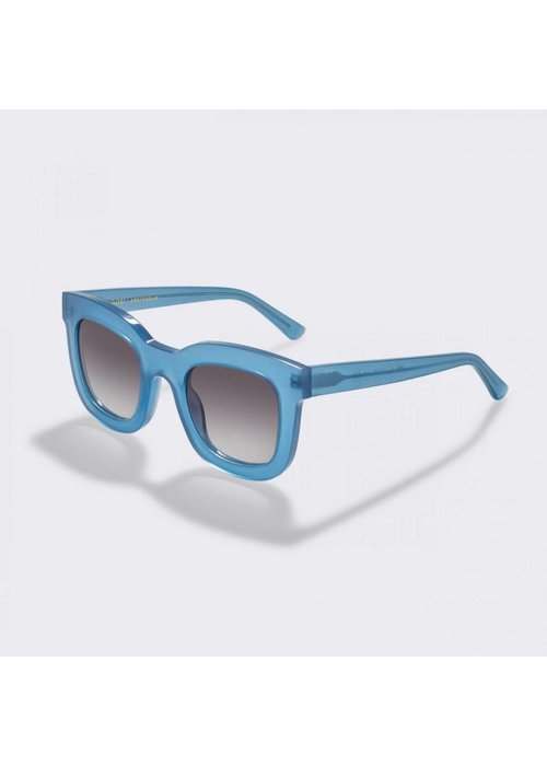 Gobi Bela Ice Blue Sunglasses