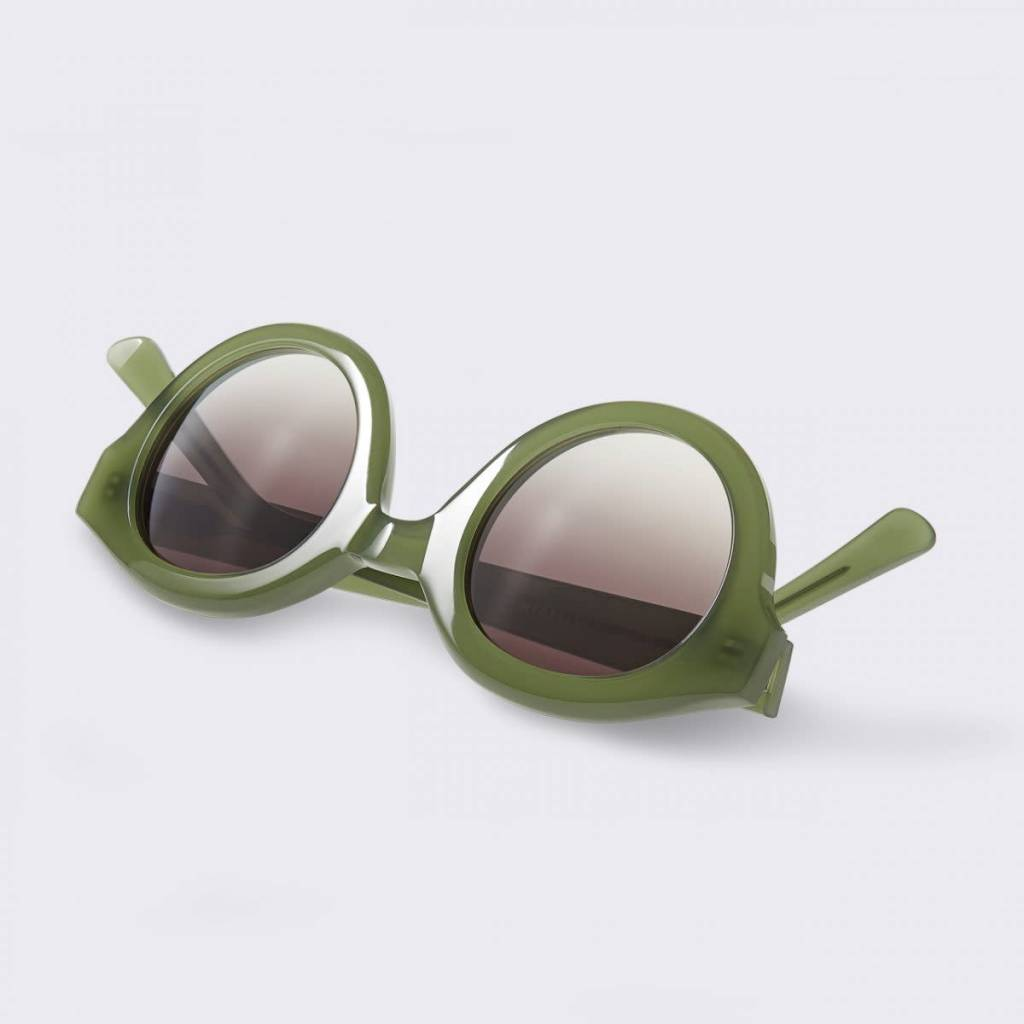 Bouly Steppe Green Sunglasses-3
