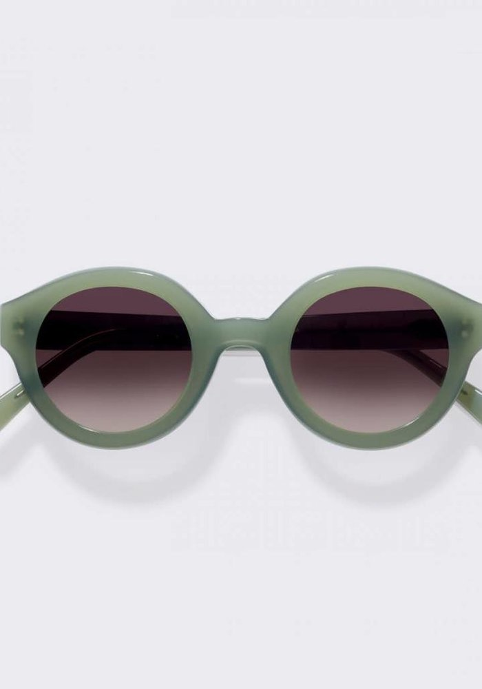 Bouly Steppe Green Sunglasses