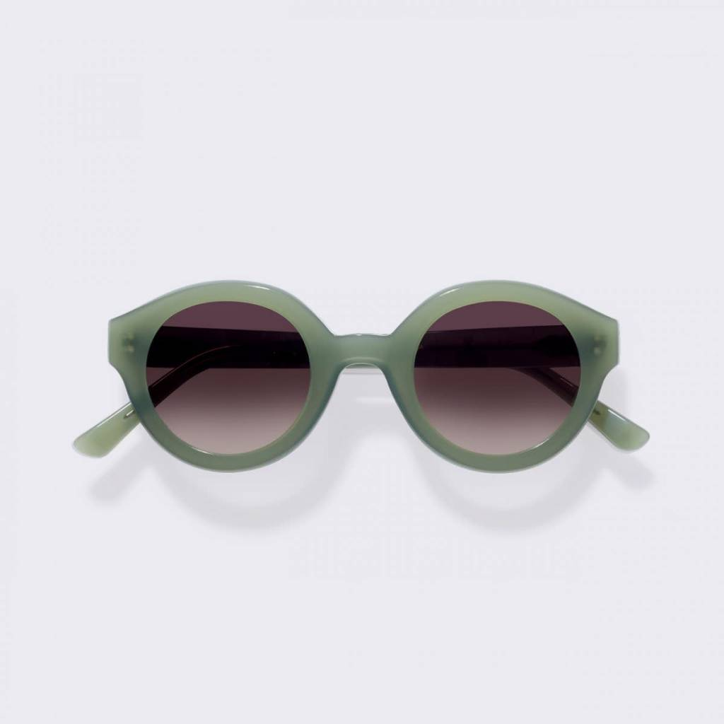 Bouly Steppe Green Sunglasses-4