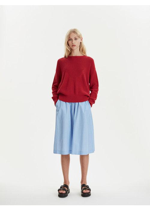 Libertine Libertine Memory Knitwear Chinese Red