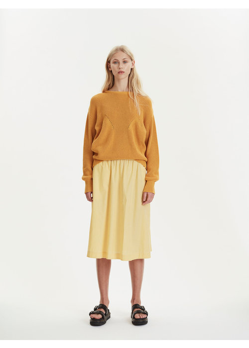 Libertine Libertine Memory Knitwear Rediant Yellow