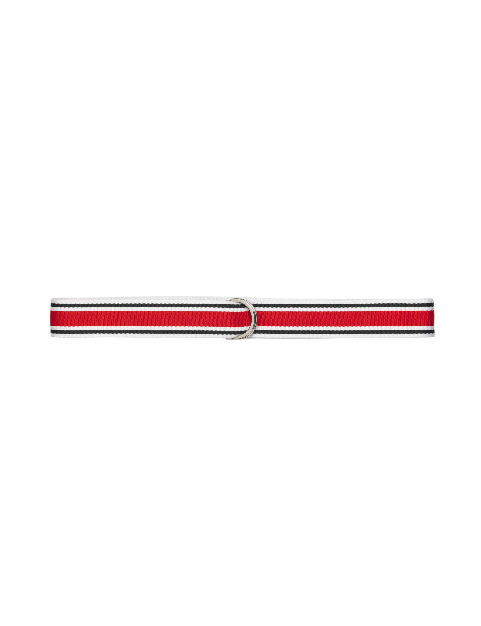 Regent Unisex Belt Red White Blue-1