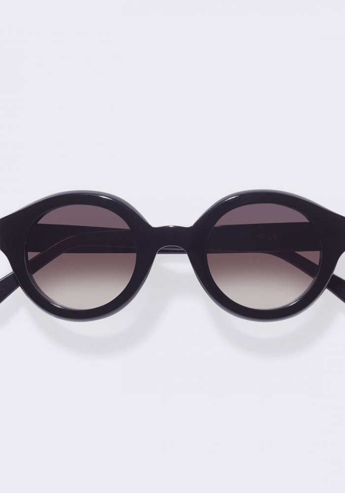 Bouly Moss Black Sunglasses