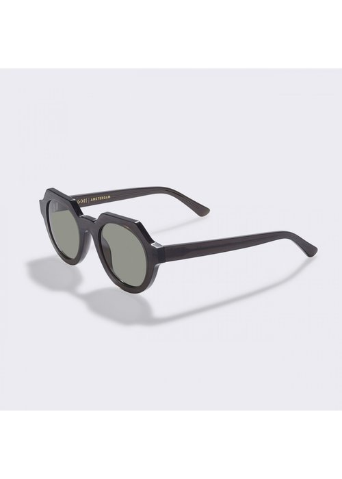 Gobi Ides Moss Black Sunglasses