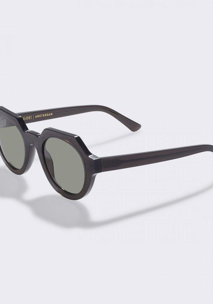 Ides Moss Black Sunglasses