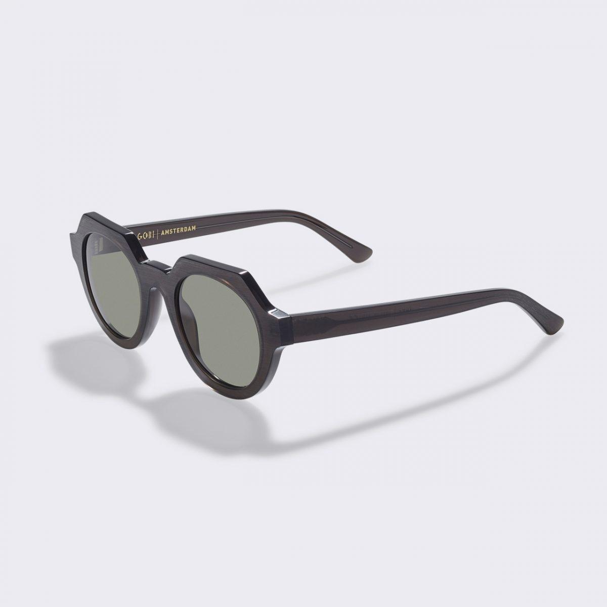 Ides Moss Black Sunglasses-1