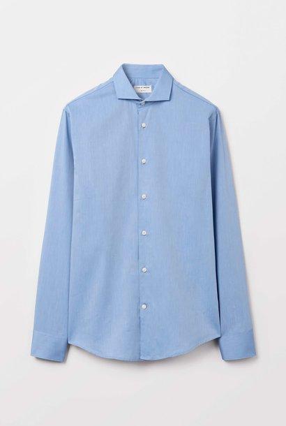 Farrell 5 Smart Shirt Lichtblauw