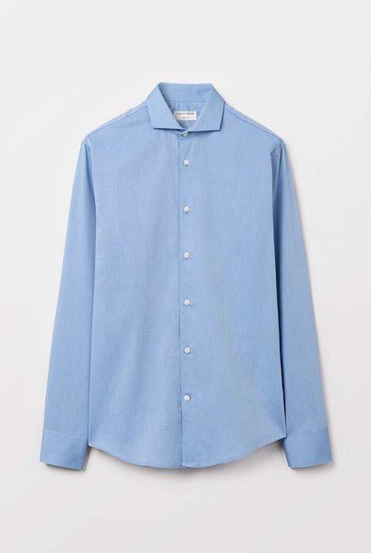 Farrell 5 Smart Shirt Pale Blue