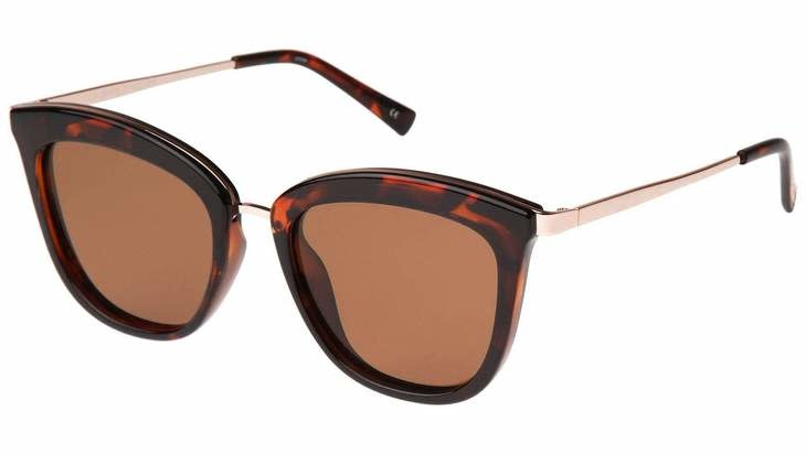 Caliente Tort Rose Gold Polarized Lens-1