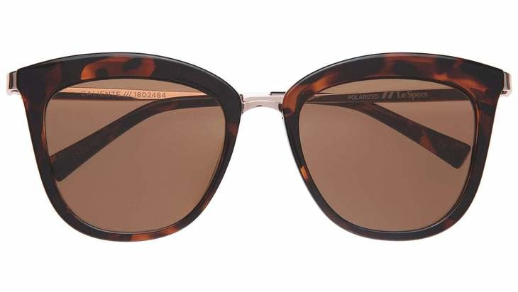 Caliente Tort Rose Gold Polarized Lens-2