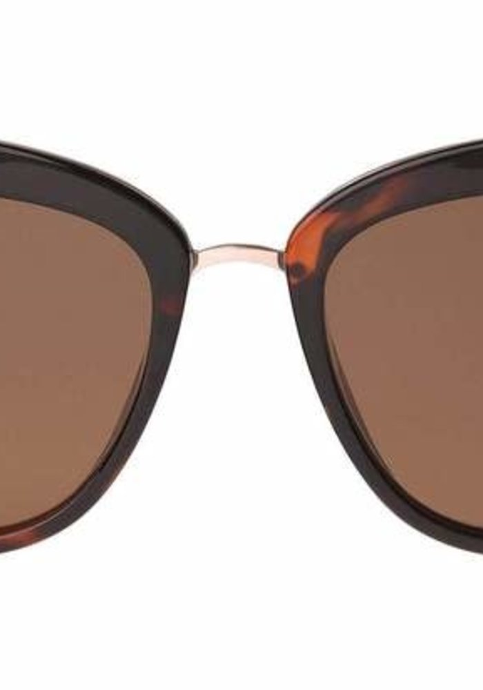 Caliente Tort Rose Gold Polarized Lens