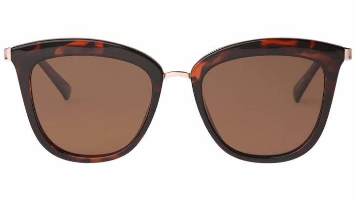Caliente Tort Rose Gold Polarized Lens-3