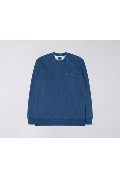 Kane Mid Indigo Sweater