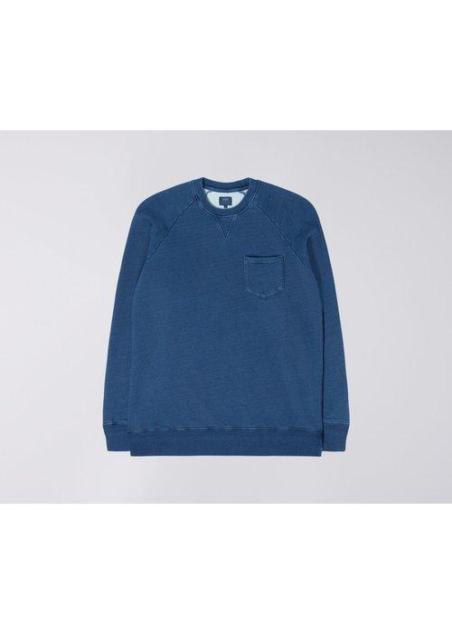 Edwin Jeans Kane Mid Indigo Sweater