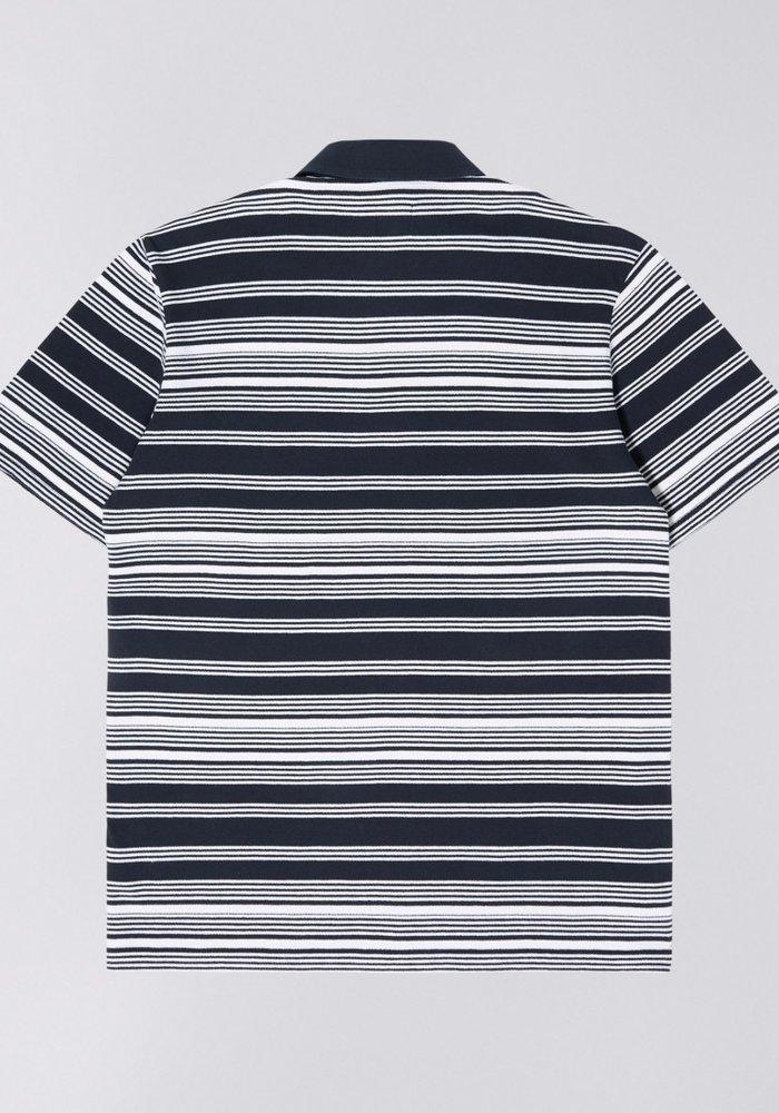 Royal Polo Navy White Stripes
