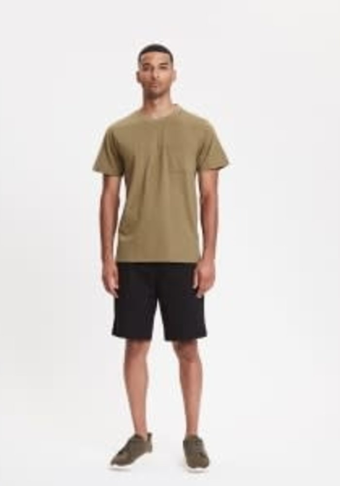 Faro Pocket Tshirt Olive Green